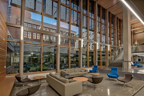Allan Price Science Commons, University of Oregon / 2