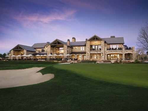 Columbine Country Club Clubhouse