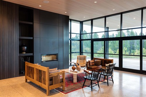 Whitefish Contemporary Home | 2